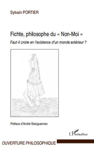 Couverture Fichte, philosophe du
