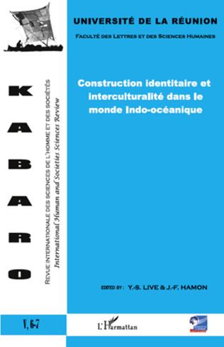 Couverture Construction identitaire et interculturalité dans le monde Indo-océanique