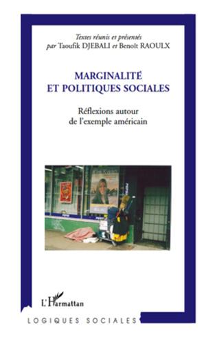Couverture Marginalité et politiques sociales