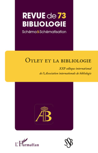 Couverture Otlet et la bibliologie