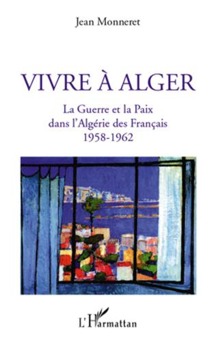 Couverture Vivre à Alger