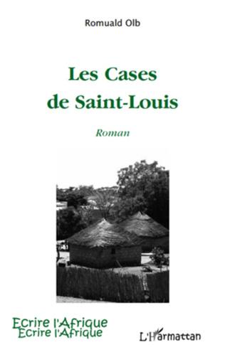 Couverture Les Cases de Saint-Louis