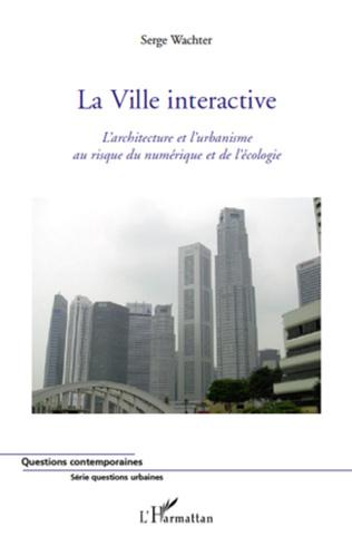 Couverture La Ville interactive