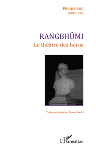 Couverture Rangbhûmi
