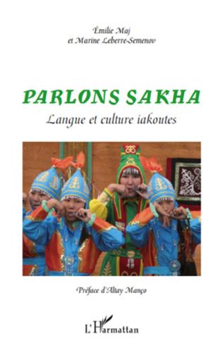 Couverture Parlons sakha