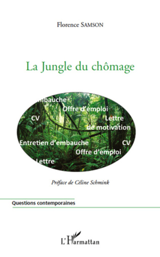 Couverture La jungle du chômage