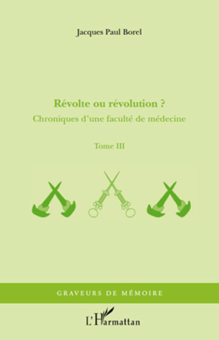 Couverture Révolte ou révolution ?