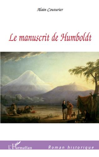 Couverture Le manuscrit de Humboldt