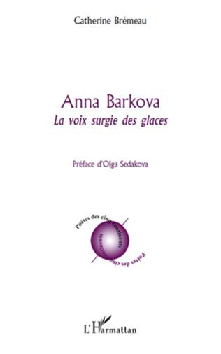Couverture Anna Barkova