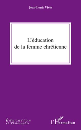 Couverture L'éducation de la femme chrétienne