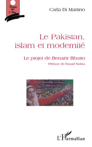 Couverture Le Pakistan, islam et modernité