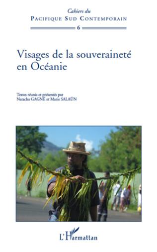 Couverture Visages de la souveraineté en Océanie