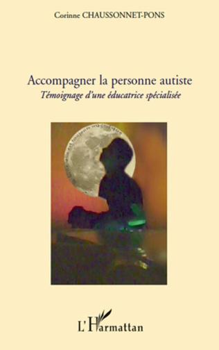 Couverture Accompagner la personne autiste