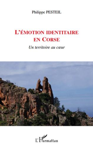 Couverture L'émotion identitaire en Corse