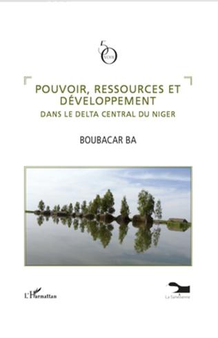 Couverture Pouvoir, ressources et développement dans le delta central d