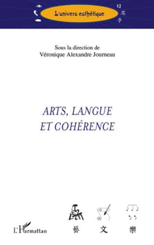 Couverture Arts, langues et cohérence