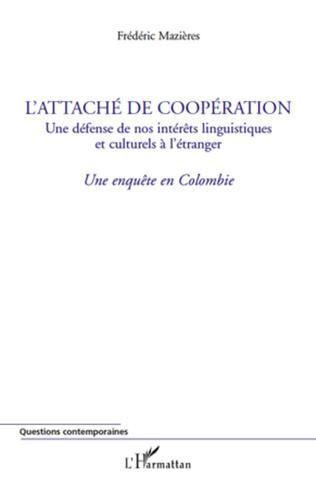 Couverture L'Attaché de Coopération