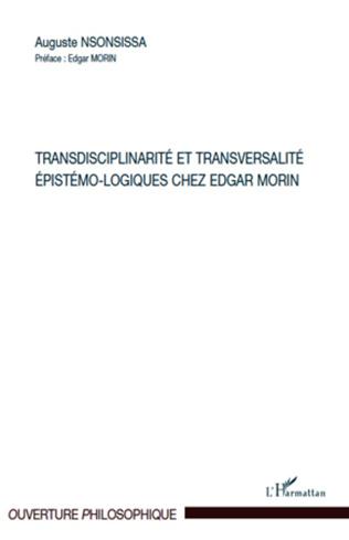 Couverture Transdisciplinarité et transversalité