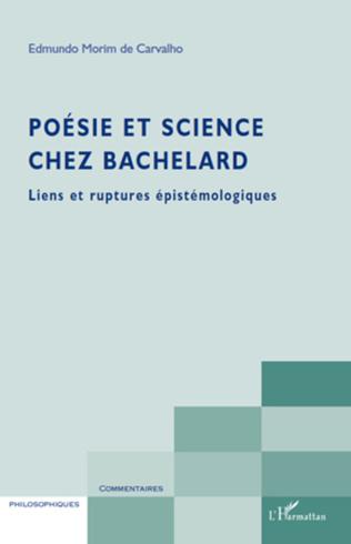 Couverture Poésie et science chez Bachelard