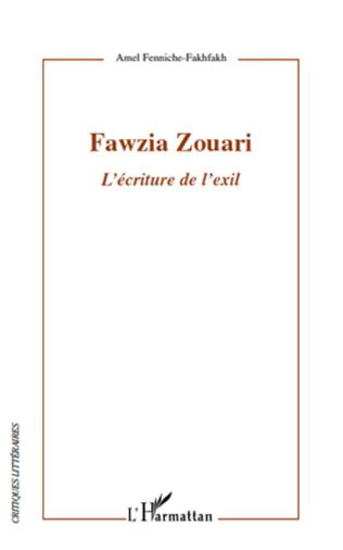 Couverture Fawzia Zouari