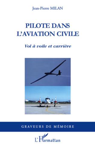Couverture Pilote dans l'aviation civile