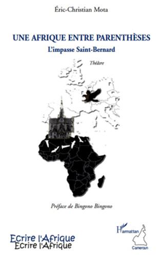 Couverture Une Afrique entre parenthèses