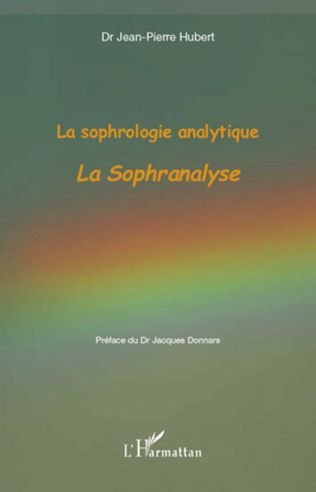 Couverture La sophrologie analytique