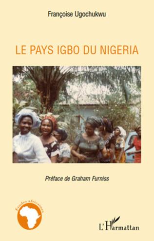 Couverture Le pays igbo du Nigeria