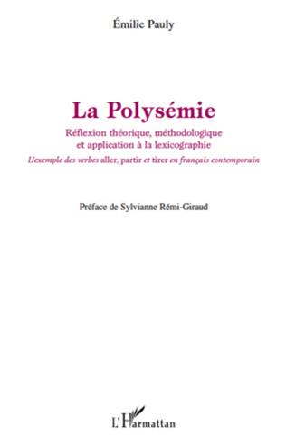 Couverture La Polysémie