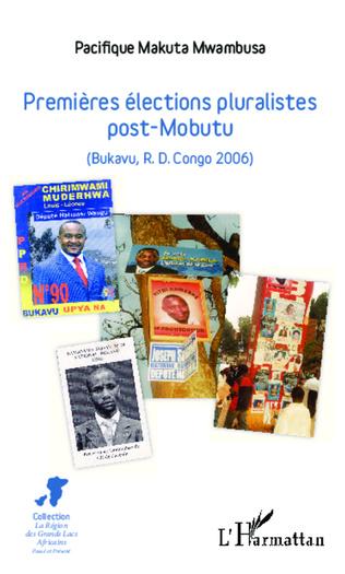 Couverture Premières élections pluralistes post-Mobutu