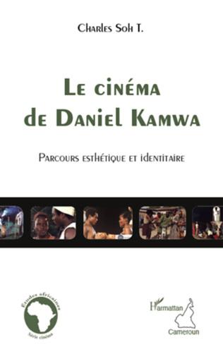 Couverture Le cinéma de Daniel Kamwa