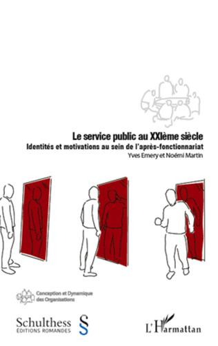 Couverture Le service public au XXIe siècle