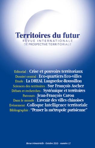 Couverture Territoires du futur