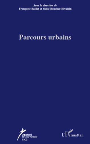 Couverture Parcours urbains