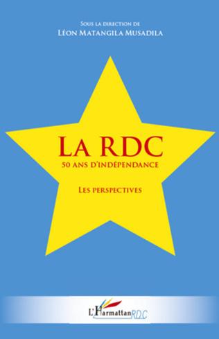 Couverture La RDC 50 ans d'indépendance