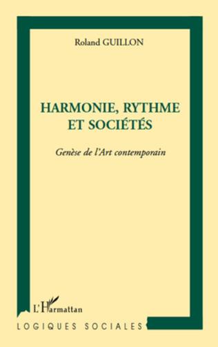 Couverture Harmonie, rythme et sociétés