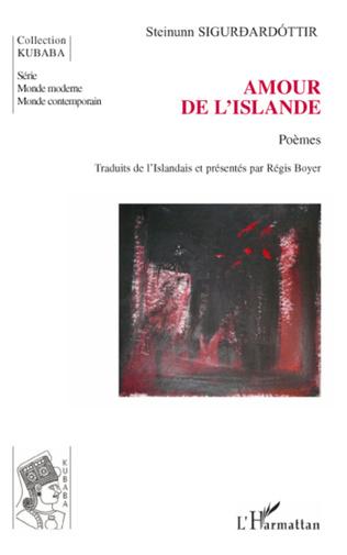 Couverture Amour de l'Islande