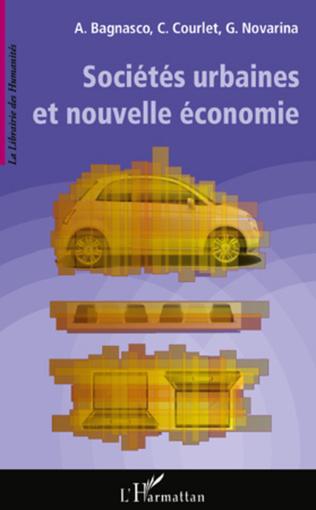 Couverture Sociétés urbaines et nouvelles économie