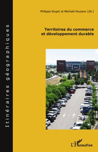 Couverture Territoires du commerce et développement durable
