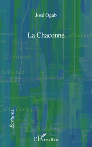 Couverture La Chaconne