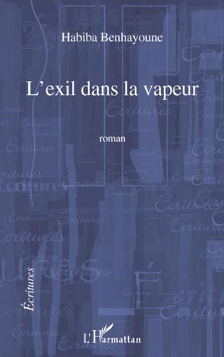 Couverture L'exil dans la vapeur