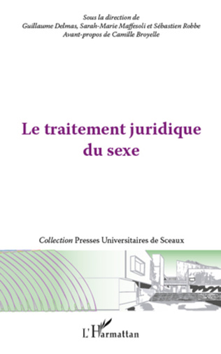Couverture L'article 360 du Code pénal, ou l'inextricable question de la nécrophilie en droit