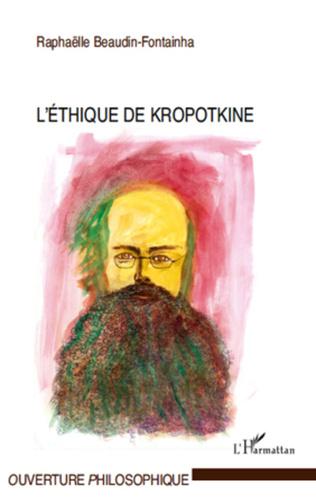 Couverture L'éthique de Kropotkine