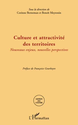 Couverture Culture et attractivité des territoires
