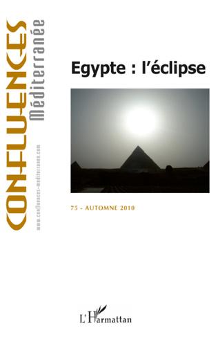 Couverture Egypte : l'éclipse