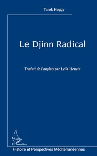 Couverture Le Djinn Radical
