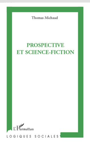 Couverture Prospective et science-fiction
