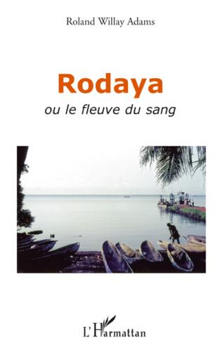 Couverture Rodaya