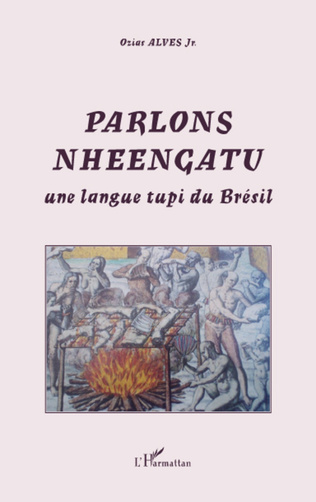 Couverture Parlons Nheengatu