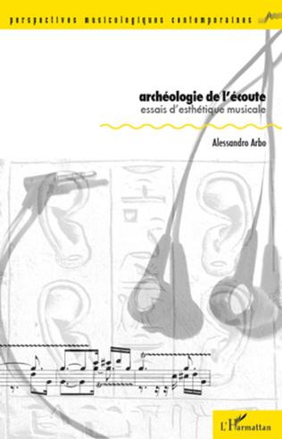 Couverture Archéologie de l'écoute